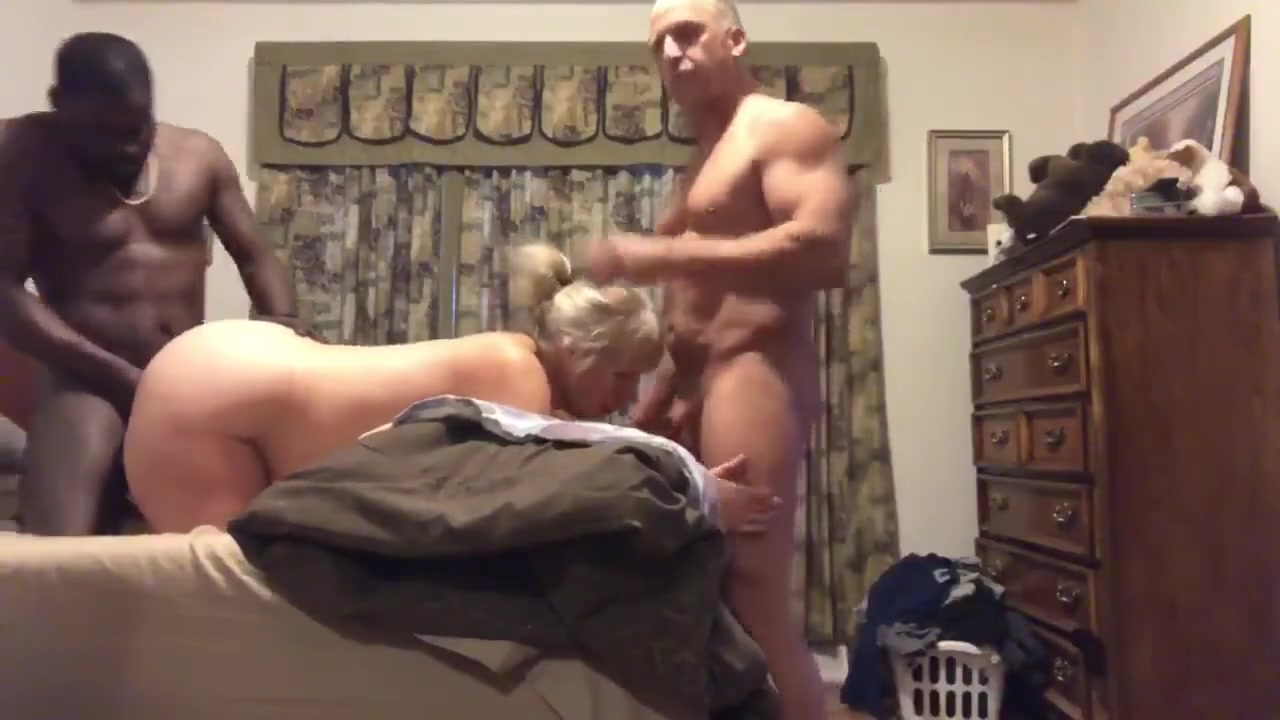 Wife Gives Threesome Husband